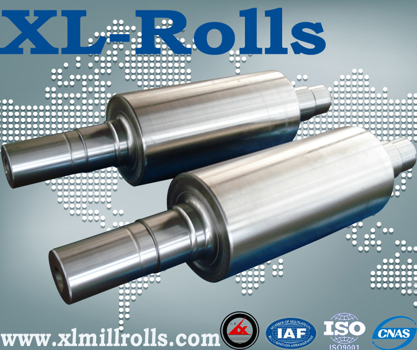 Double Poured Indefinite Chilled Rolls (DPIC)