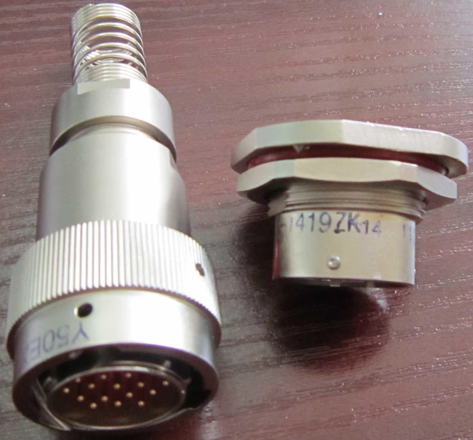 19 Pins Military Connector (Y50EX-1419)