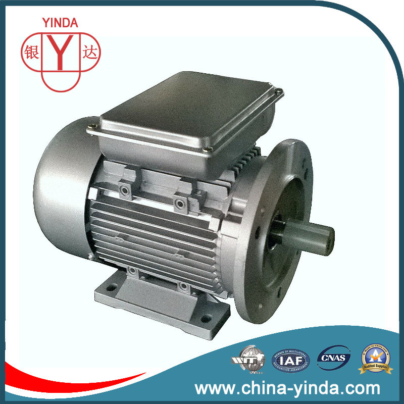 Double -Capacitor Single Phase AC Motor