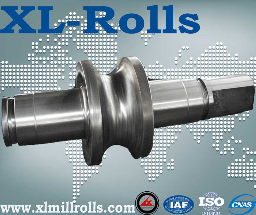 High-Cr Iron Roll (Hot Rolling Mill Rolls)
