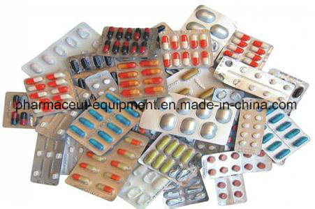 Bsmz-125b Tablet, Capsule, Pill Cartoning Machine