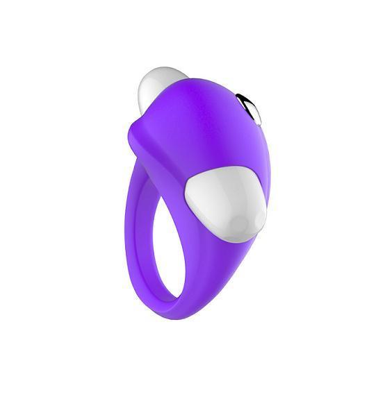 Long Lasting Sex Toys for Man Vibrating Penis Ring