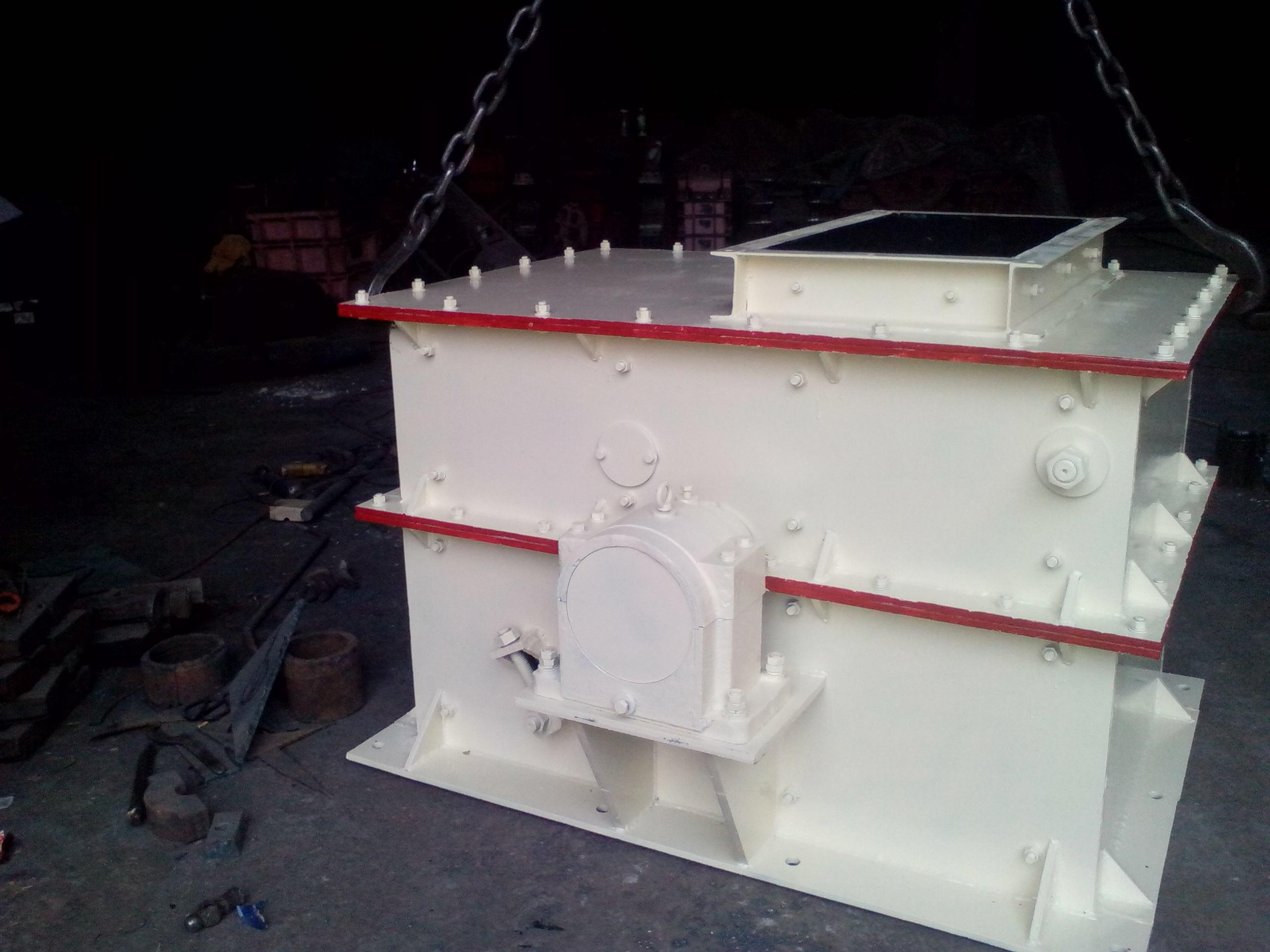 Pch Heavy Ring Hammer Crusher Raw for Coal and Limestone Brittle Material