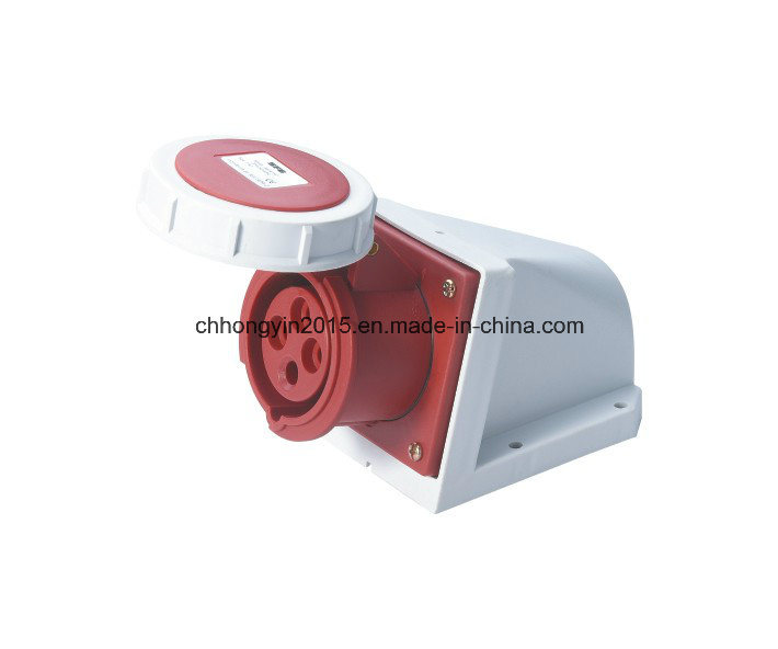 2015 Newest Industrial Socket and Plug Hy1142t
