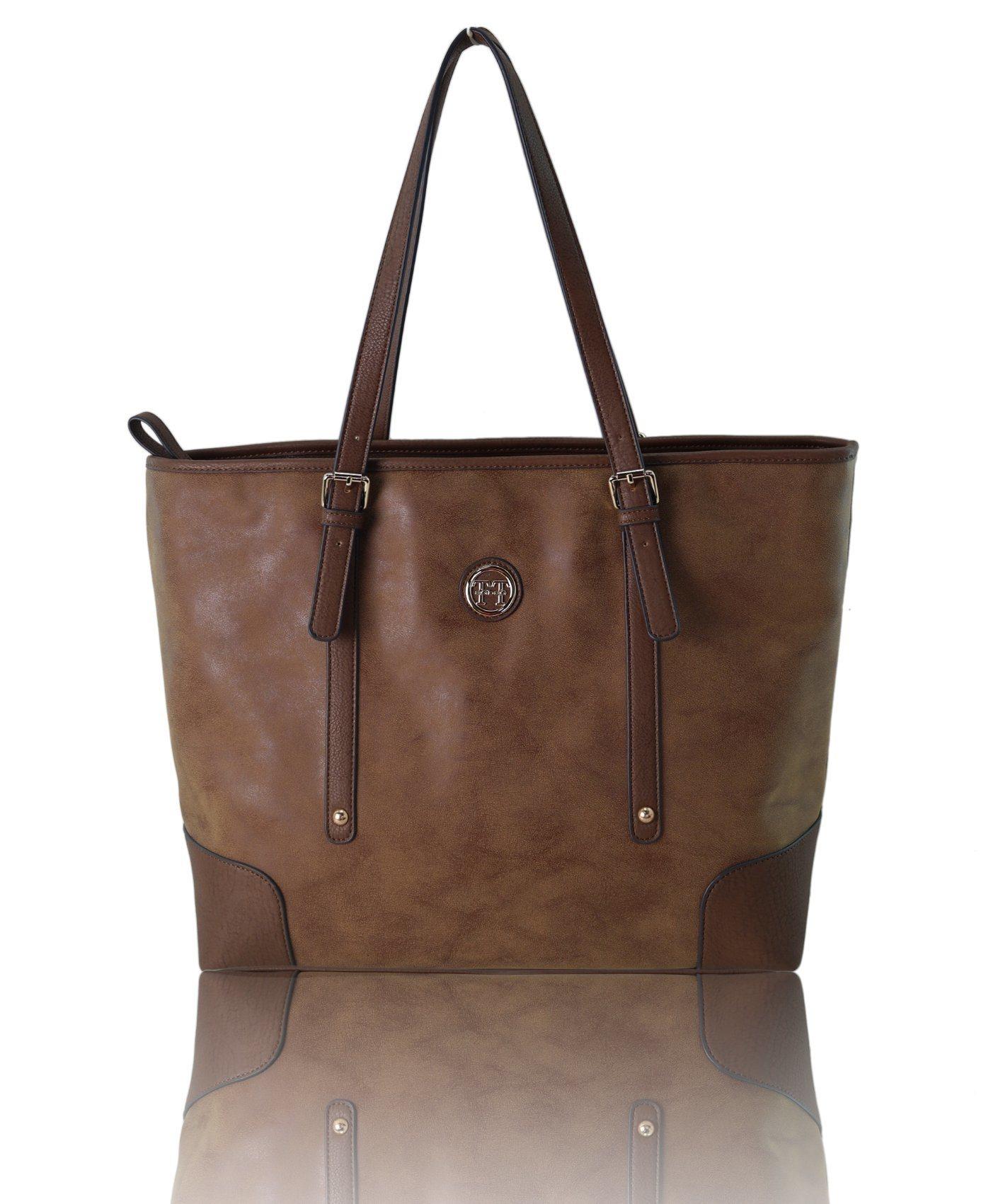 PU Lady Designer Fashion Bag Women Tote Handbag