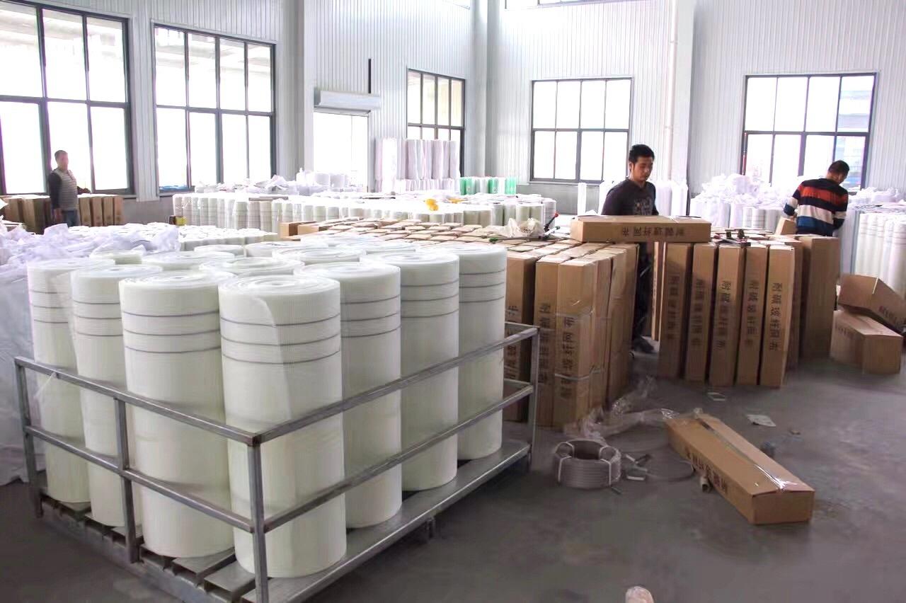 145g White Alkali-Resistant Fiberglass Mesh for Building Material