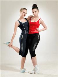 Комплект одежды йоги женщин, спорты одевая женщин, износа