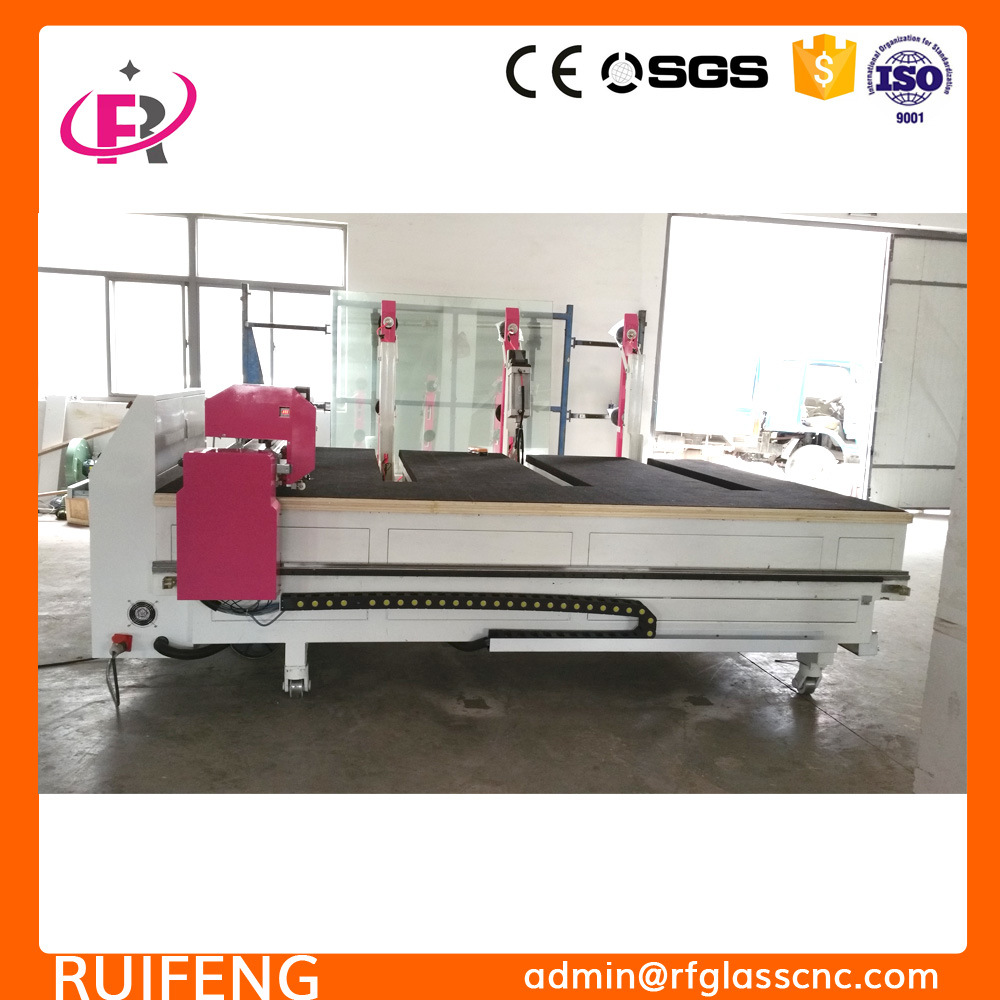 Pneumatic Cutting Heads Glass Cutting Machine (RF3826AIO)