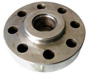 API Companion Flange, API Threaded Flange, API 5000psi, 10000psi, 15000psi Flange, AISI 4130 Flange Nace Mr 0175