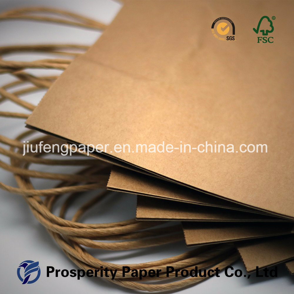High Quality Kraft Paper Handbag