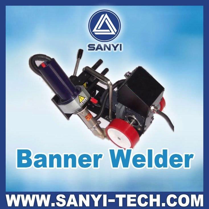 Banner Welder for PE, PVC, Plastic Cloth