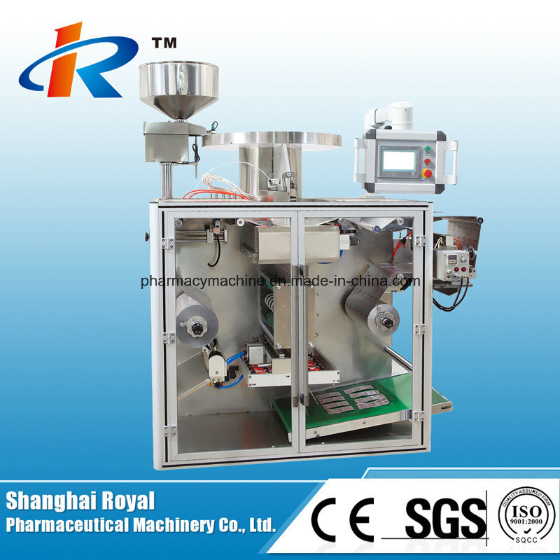 Automatic Strip Packing Machine for Tablet/Capsules