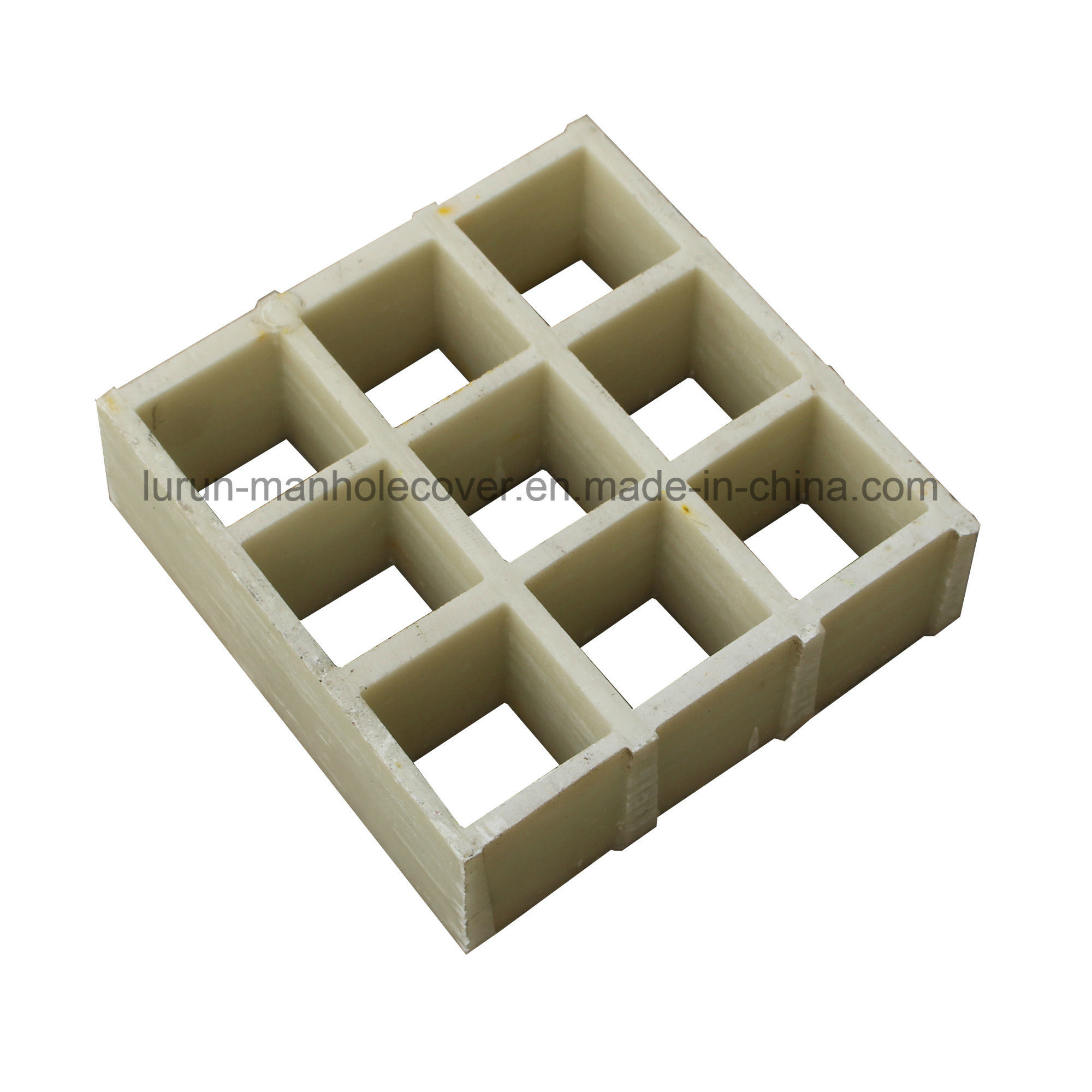 Fiber Reinforced Plastic Well Grating