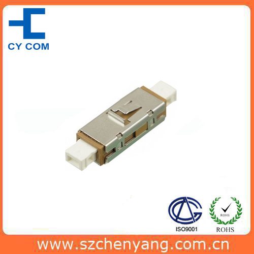 Fiber Optic Adapter (FC, SC, ST, LC, MU)