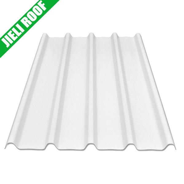 China Upvc Fiberglass Sheet Carport Roofing Material Upvc