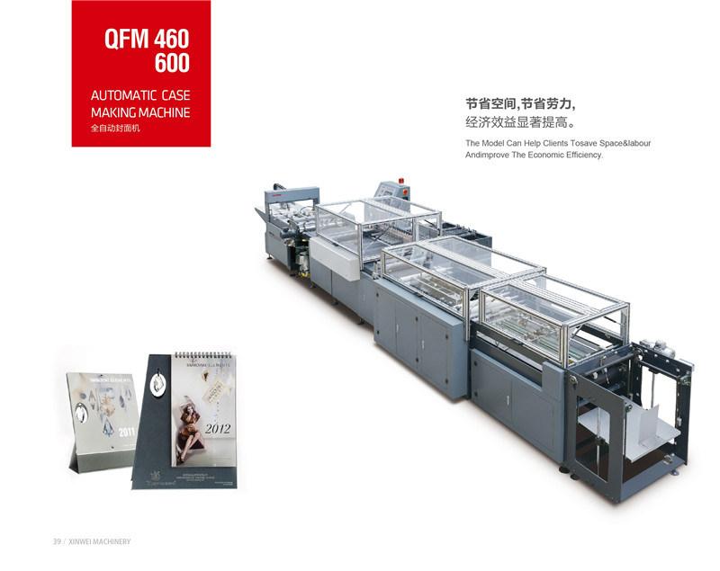 Automatic Casemaker Qfm-600 Classical Model