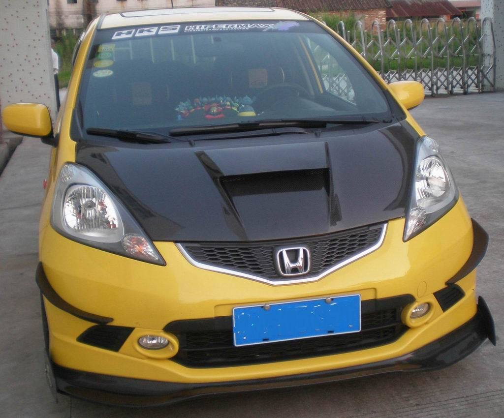 china body kits for honda jazz fit 2008 photos pictures made in. Black Bedroom Furniture Sets. Home Design Ideas