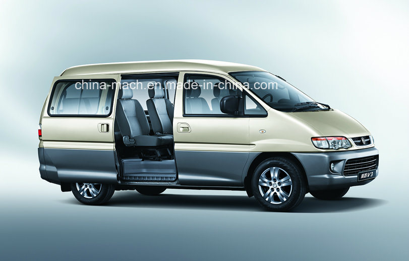 No. 1 Sale Volume Hot Selling Dongfeng Euro IV 2016 Lingzhi MPV Mini Bus (luxurious)