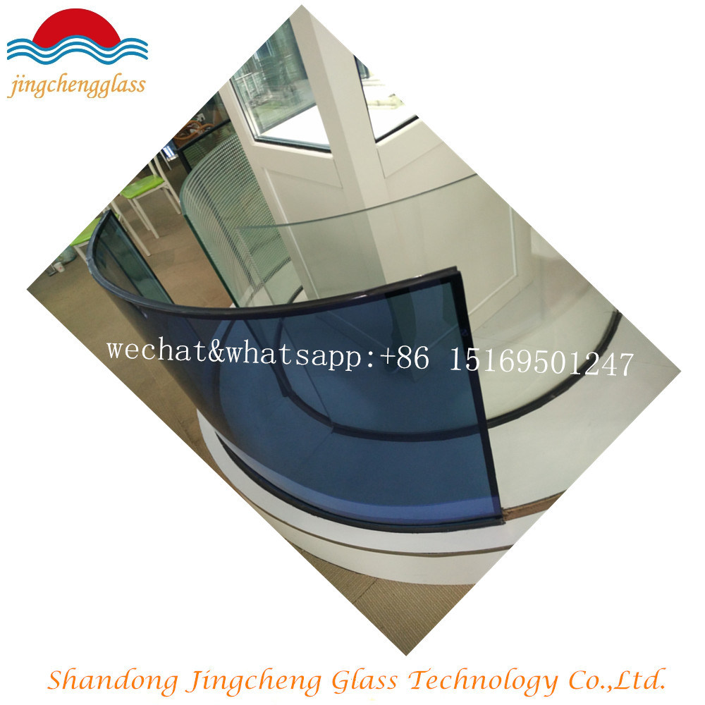 Color Flat and Curved Insulated Glass