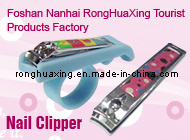 W-0776s-8 Lfbg Qualified Baby Nail Cutter with Plastic Holder