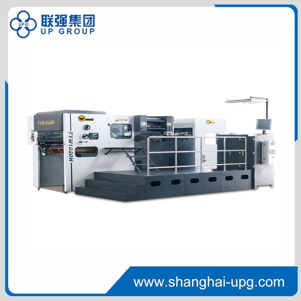 Automatic Foil Stamping & Die-Cutting Machine (TYM1020-H)