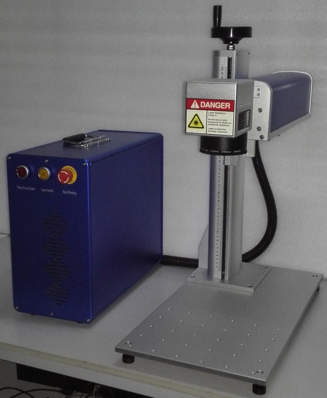 Fiber Laser Marking Machine (Mark-F20CA/F30CA)