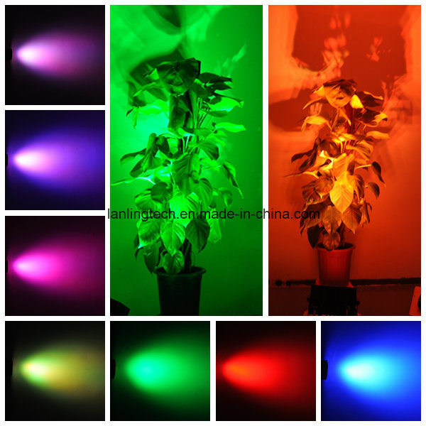 70W RGBW LED Stage PAR Light