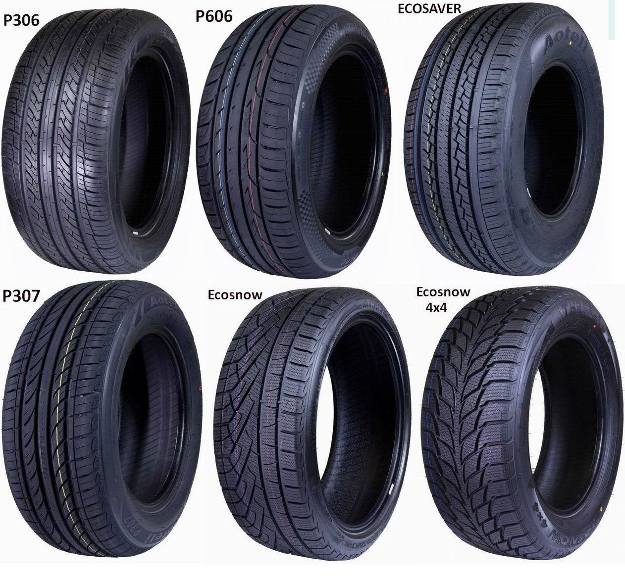 Passenger Car Tyre/SUV Tyre with ECE, S-MARK, Labeling