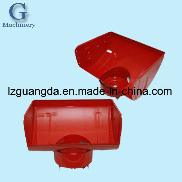 Metal Deep Drawing Part for Snowblower Auger Housing