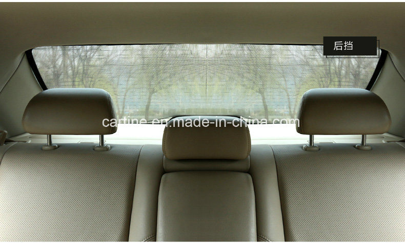 Side Car Sunshade, Frame Sunshade for Mercedes Benz