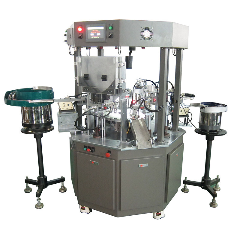 Gereke Machines-Automatic Assembly and Filling Machine
