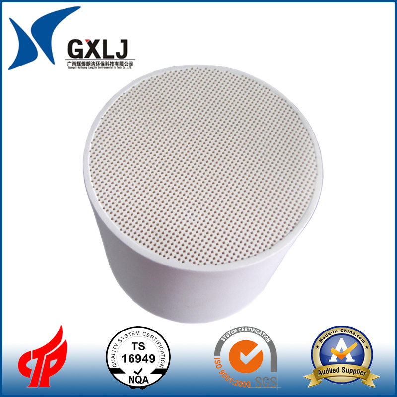 Cordierite Ceramic Honeycomb for Car From China