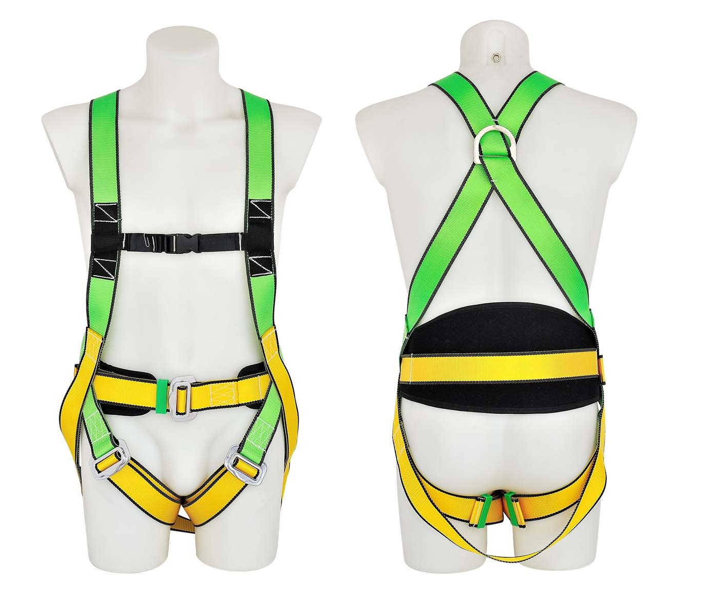 Full Body Safety Harness with Waist Support