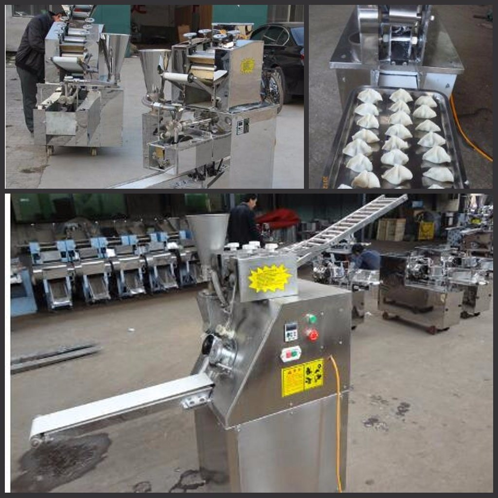 Full Automatic Spring Roll Machine with Ce