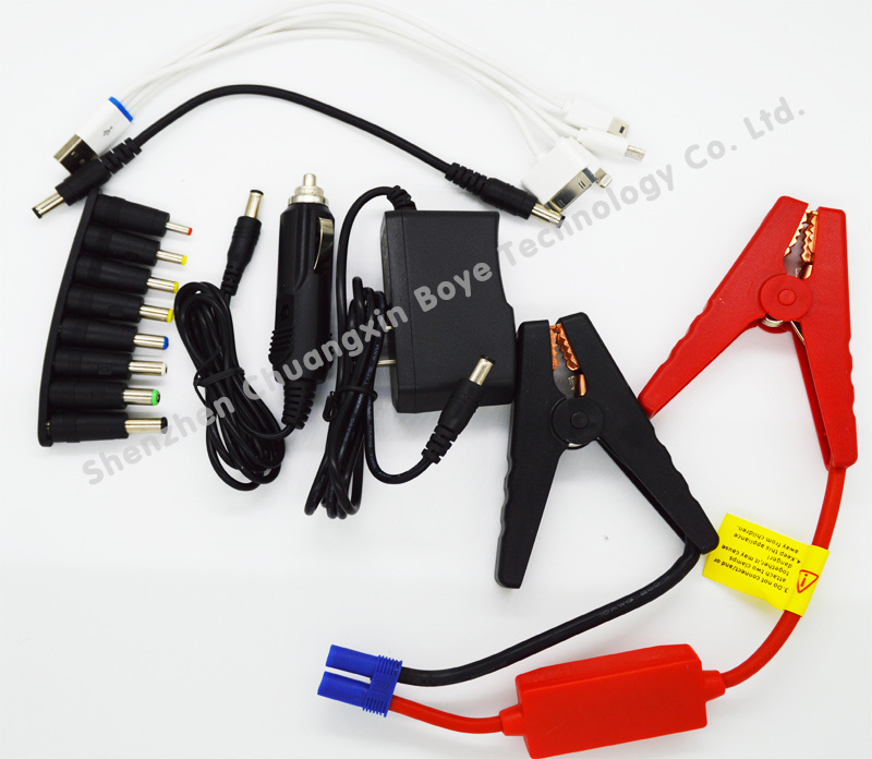 Mini Multifunction Jump Starter Car Power for Cars