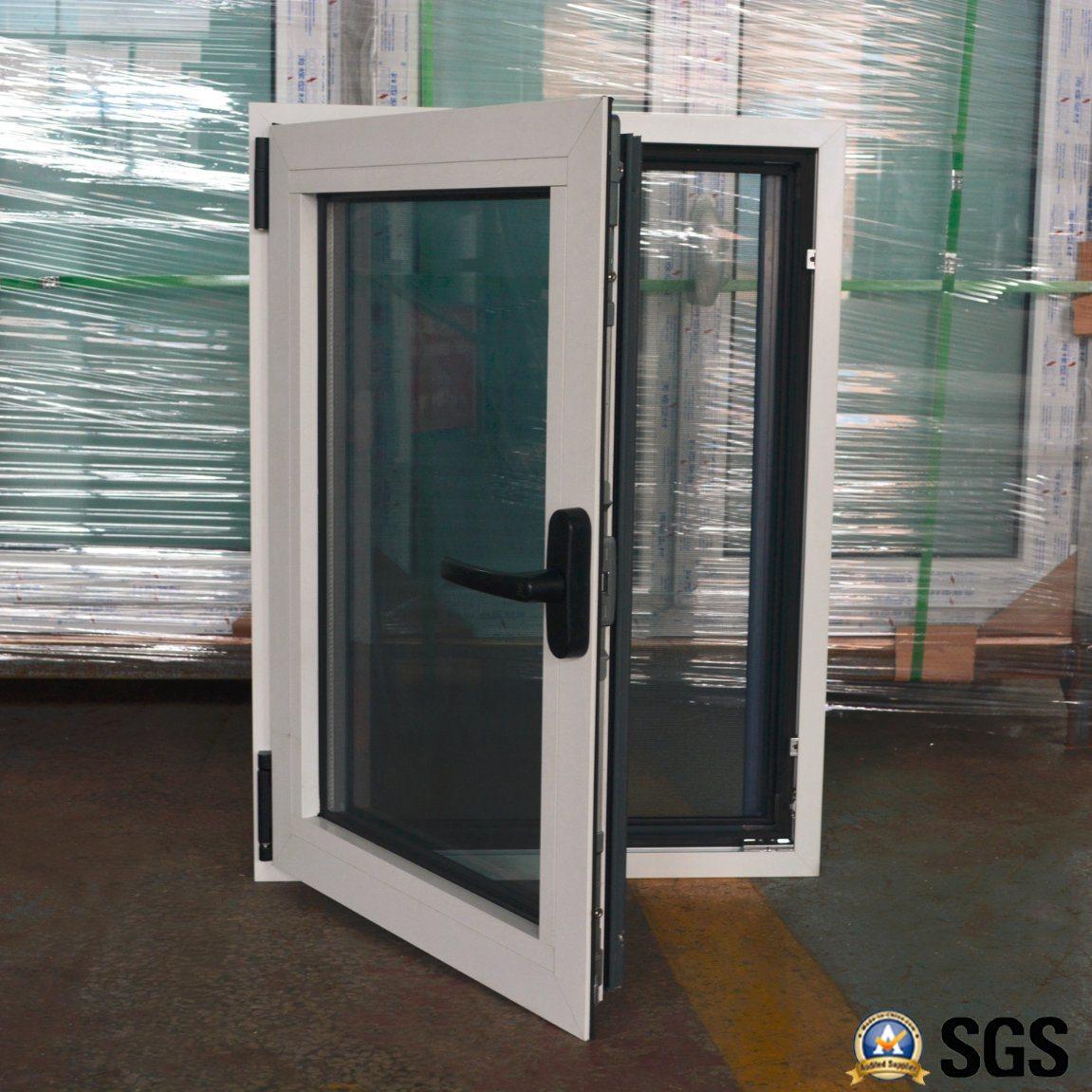 High Quality Aluminum Profile Inward Tilt & Turn Window, Aluminium Window, Window K04004