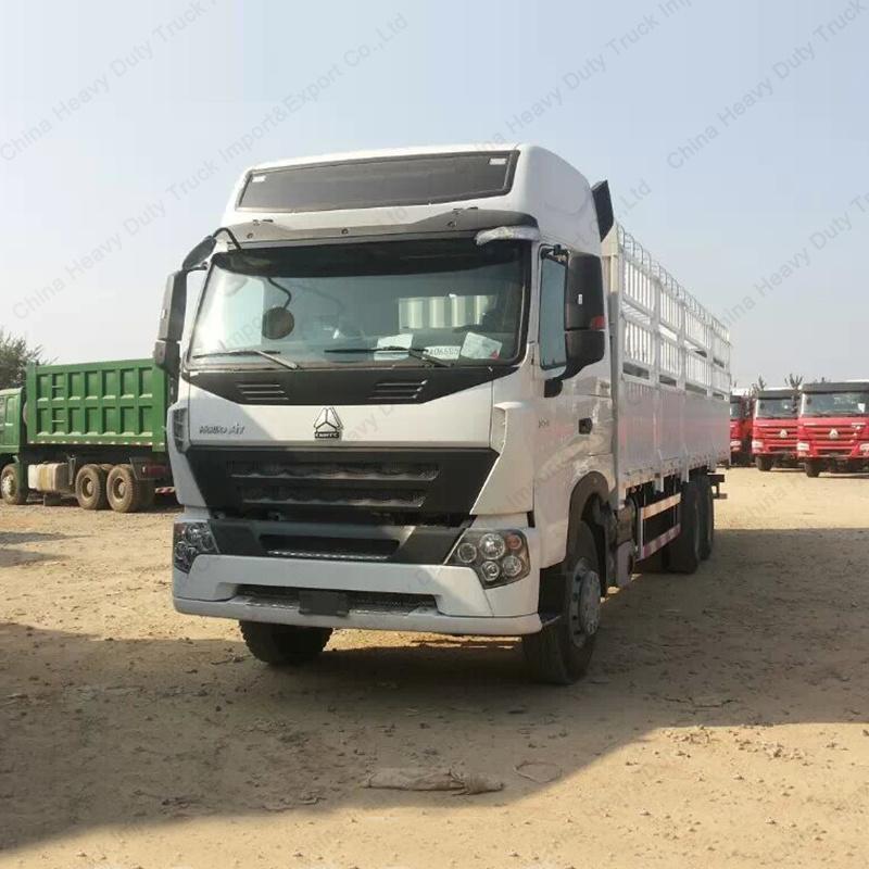Sinotruk HOWO A7 8X4 Cargo/Stake Truck for Sale
