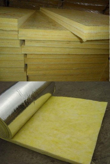 China 50mm acoustic material sound insulation fiberglass for Fiberglass sound insulation