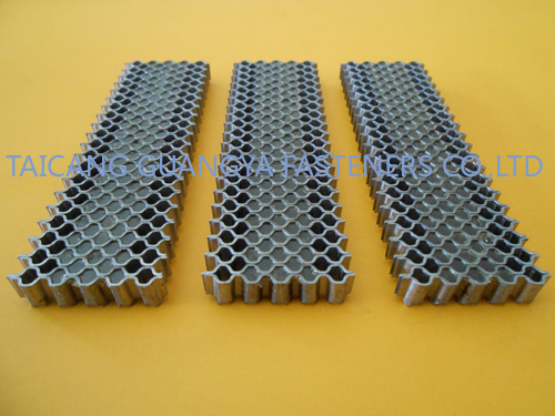 "Senco Type X04 Series Corrugated Fasteners 1/4"" Length"