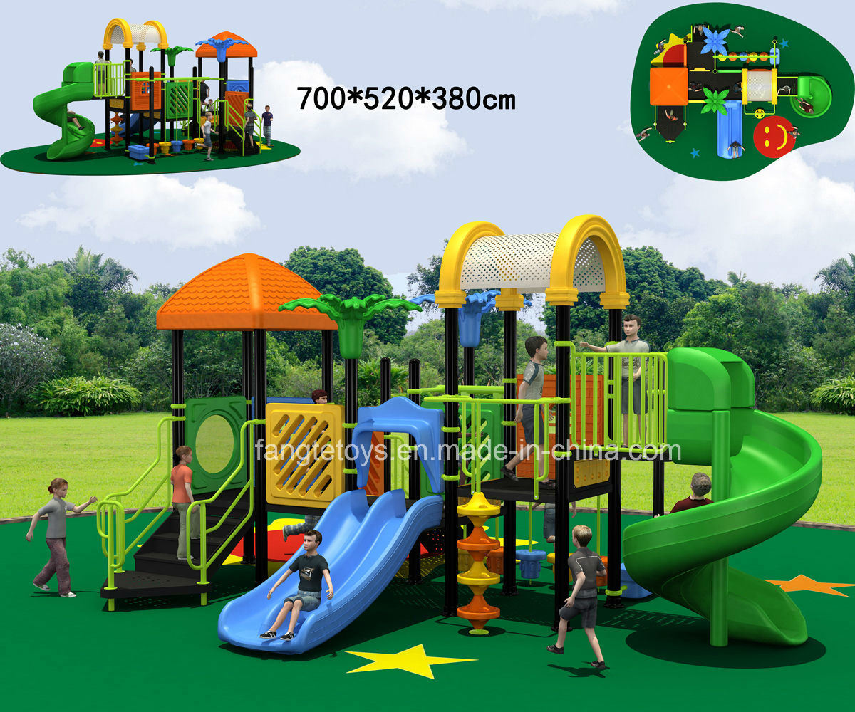 Outdoor Playground Equipment FF-PP203