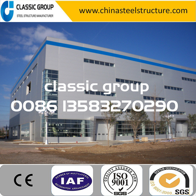 Cheap High Qualtity Factory Direct Steel Structure Warehouse/Workshop Building Price