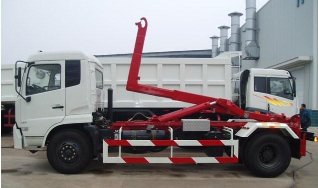 HOWO Hook Lift Garbage Truck (QDZ5160ZXXZH)