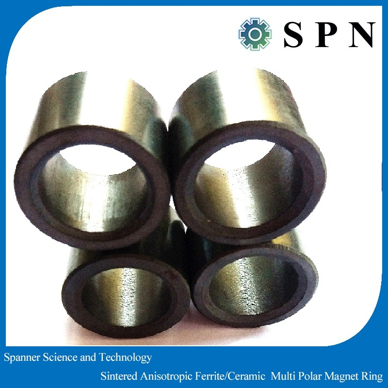 Ferrite Permanent Magnet Rings for Stepping Motor