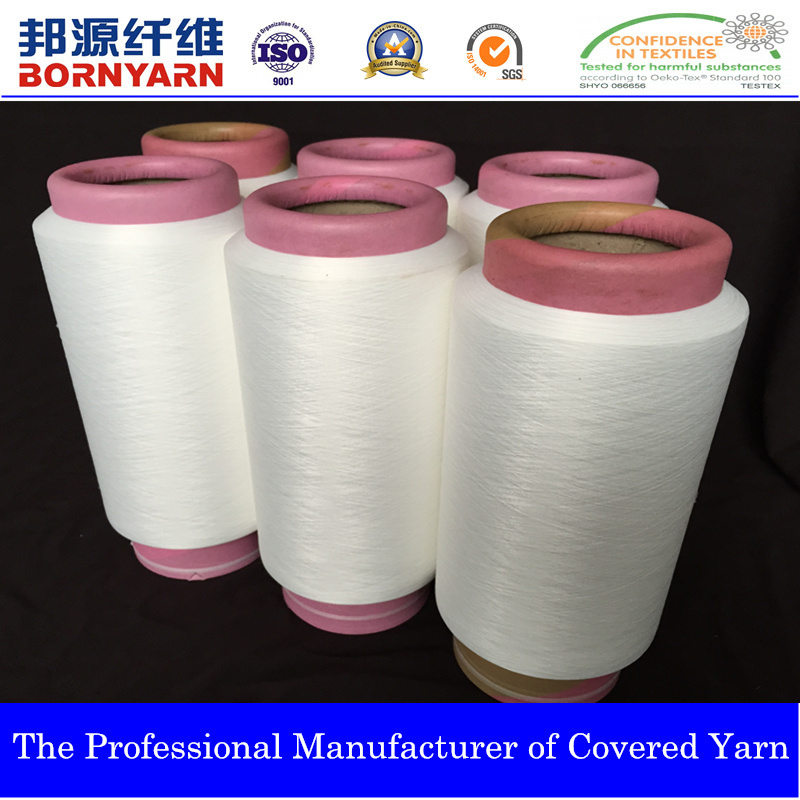 Single Covered Yarn: Lycra30d+Nylon70d