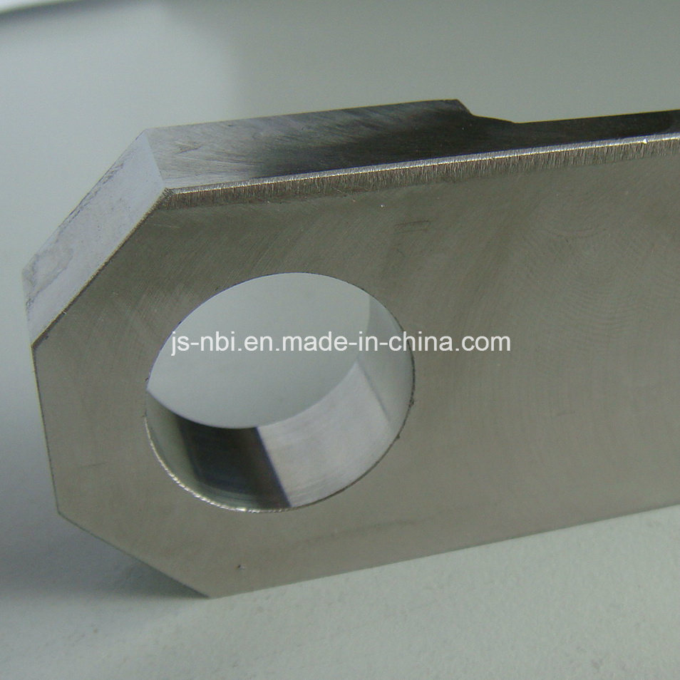 Stainless Steel CNC Machining Handle for Auto Industry
