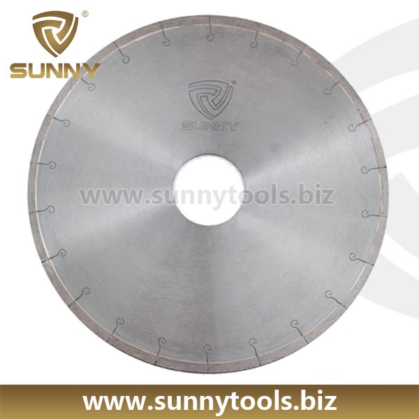 Sunny Italy Quality J Slot Diamond Saw Blade for Cutting Ceramic Tile Porcelain (S-DS-1030)