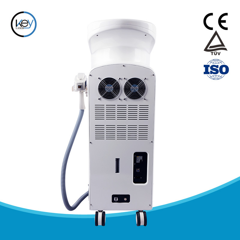 Big Power Permanent 808nm Diode Laser Hair Removal Machine