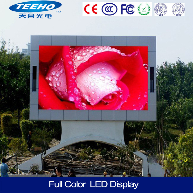 P6-4s HD  Full Color Outdoor LED Display