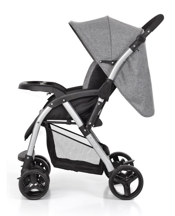 New Design Luxury Fold Baby Stroller with Car Seat