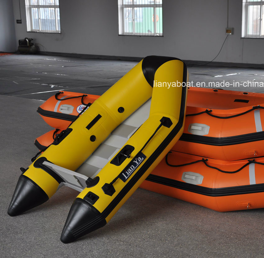 Liya 2-7m Dinghy Inflatable Boat PVC Tender